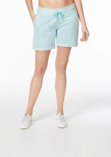 Calvin Klein Performance French Terry Cuffed Shorts