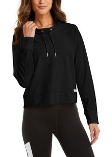 Calvin Klein Performance Funnel-Neck Sweatshirt