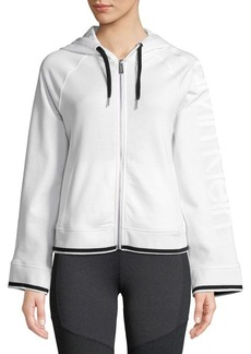 Calvin Klein Performance Graphic Hooded Jacket