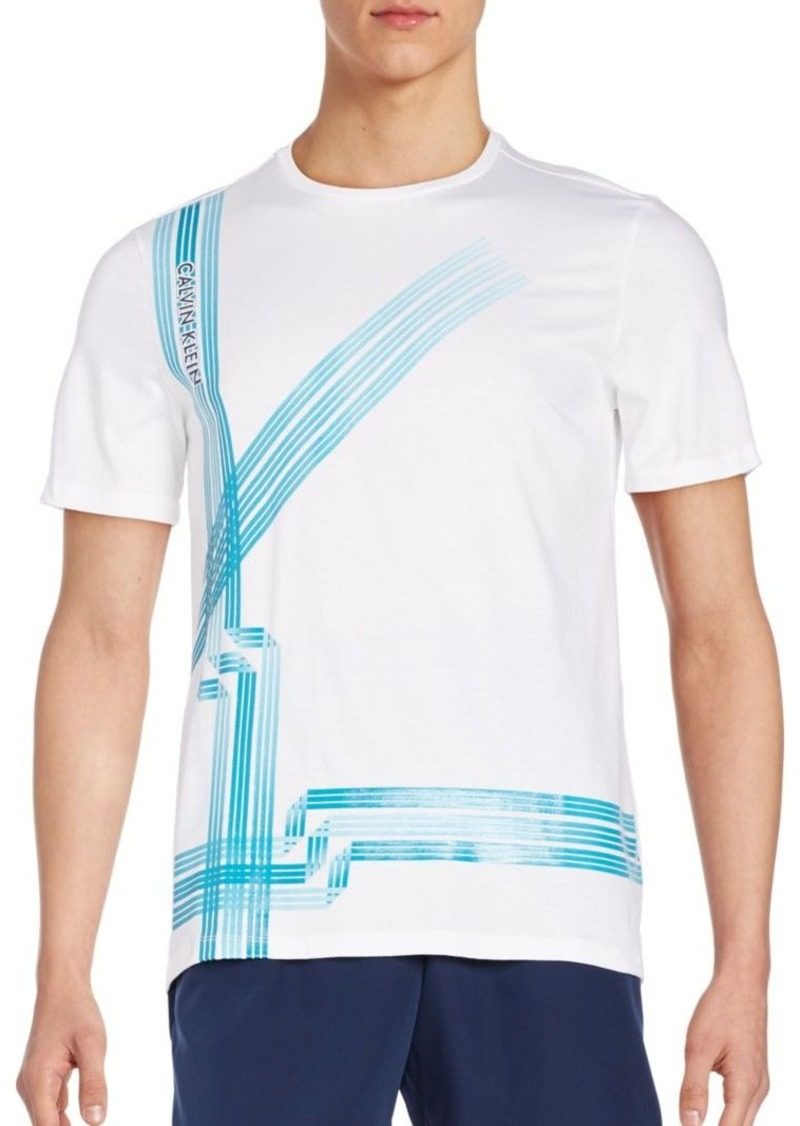 Calvin Klein Performance Graphic Tee
