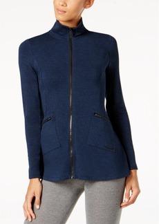 Calvin Klein Performance High-Collar Jacket