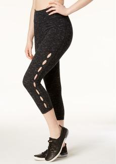 Calvin Klein Performance High-Rise Cutout Cropped Leggings