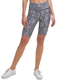 Calvin Klein Performance High-Waist Bike Shorts