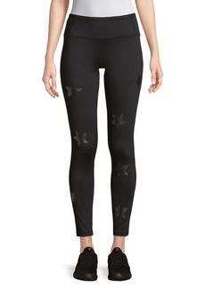 Calvin Klein Performance High-Waist Printed Leggings