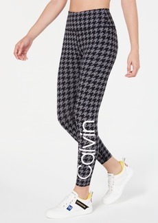 Calvin Klein Performance Houndstooth Leggings