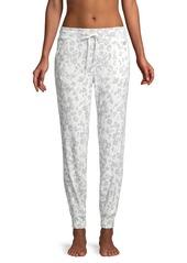 Calvin Klein Performance Leopard-Print Jogger Pants