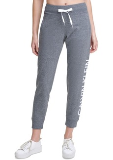 Calvin Klein Performance Logo Fleece Pants