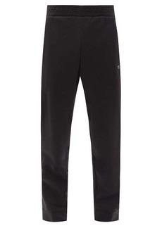 Calvin Klein Performance Logo-jacquard jersey track pants