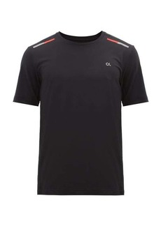 Calvin Klein Performance Logo-print athletic T-shirt