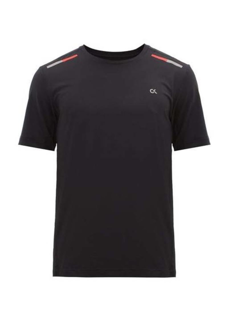 Calvin Klein Performance Logo-print athletic T-shirt