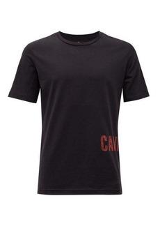 Calvin Klein Performance Logo-print cotton-blend T-shirt