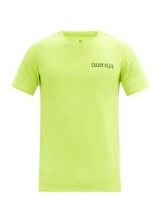 Calvin Klein Performance Logo-print training T-shirt