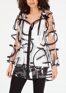 Calvin Klein Performance Logo Rain Jacket