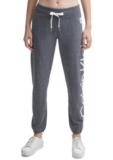 Calvin Klein Performance Logo Slim Sweatpants