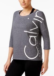 Calvin Klein Performance Logo Top