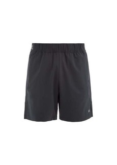Calvin Klein Performance Logo-waistband technical-shell shorts