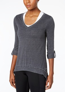Calvin Klein Performance Long-Sleeve Top
