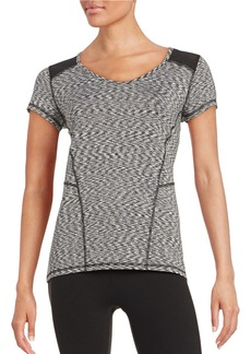 CALVIN KLEIN PERFORMANCE Marled Performance Tee