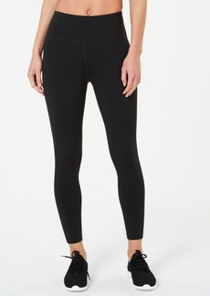 Calvin Klein Performance Mesh-Inset Ankle Leggings