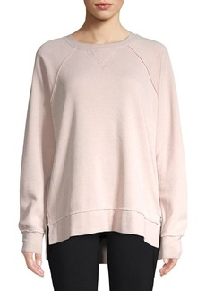 Calvin Klein Performance Oversize Long Sleeve Pullover