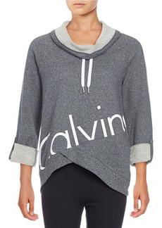 CALVIN KLEIN PERFORMANCE Performance Logo Sweatshirt