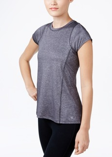 Calvin Klein Performance Pleated-Back Top
