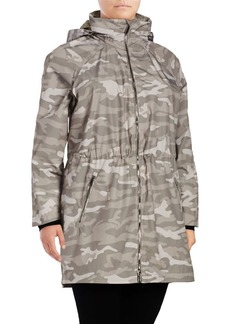 Calvin Klein Performance Plus Camo Walker Jacket