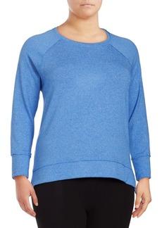 Calvin Klein Performance Plus Lightweight Performance Sweatshirt