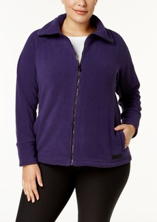 Calvin Klein Performance Plus Size Active Jacket