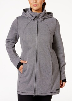 Calvin Klein Performance Plus Size Hooded Active Jacket