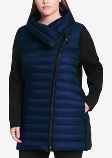 Calvin Klein Performance Plus Size Puffer Coat