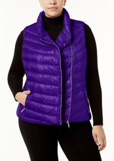 Calvin Klein Performance Plus Size Quilted Vest