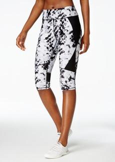 Calvin Klein Performance Printed Capri Leggings