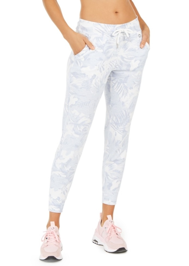 Calvin Klein Performance Printed Joggers