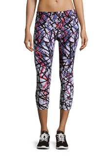 Calvin Klein Performance Printed Pull-On Pants