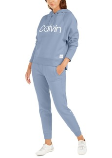 Calvin Klein Performance Relaxed Logo Hoodie
