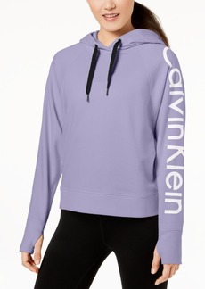 Calvin Klein Performance Relaxed Logo Hoodie