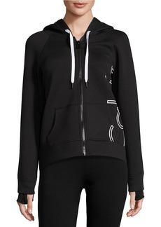 CALVIN KLEIN PERFORMANCE Scuba Zip-Up Sweatshirt
