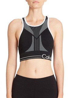 CALVIN KLEIN PERFORMANCE Seamless Sports Bra