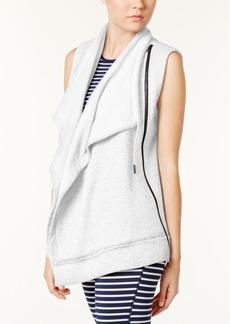 Calvin Klein Performance Shawl-Collar Vest