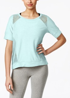 Calvin Klein Performance Short-Sleeve Top