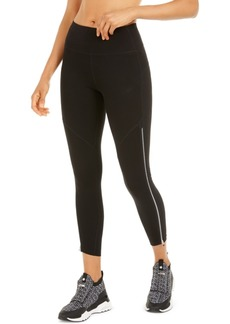 Calvin Klein Performance Side-Zipper High-Waist Leggings