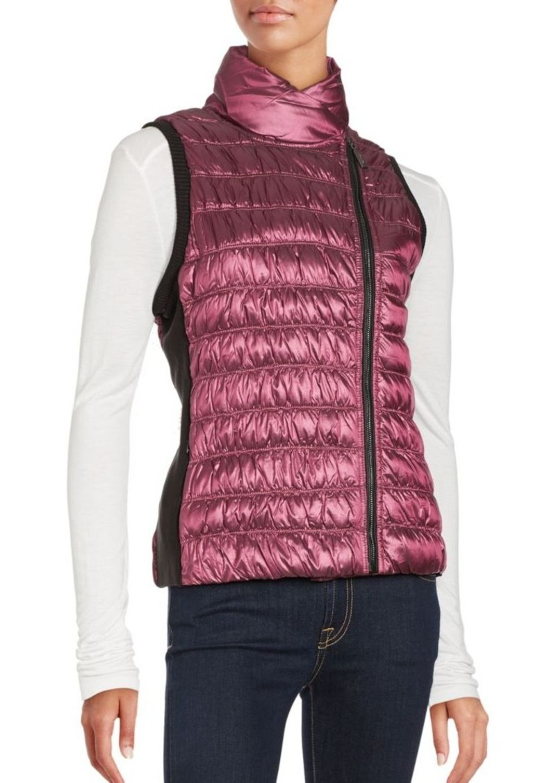 Calvin Klein Performance Sleeveless Puffer Vest