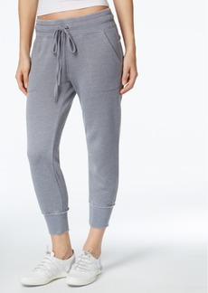 Calvin Klein Performance Soft Cropped Sweatpants