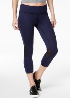 Calvin Klein Performance Space-Dyed Cropped Leggings