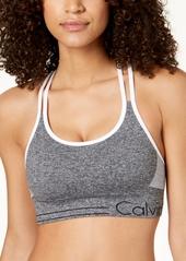 Calvin Klein Performance Strappy-Back Low-Impact Sports Bra PFYT2413