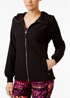 Calvin Klein Performance Stretch Woven Hooded Jacket