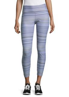 Calvin Klein Performance Stripe Stretch Leggings