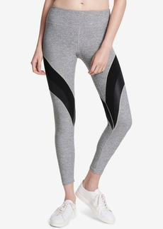 Calvin Klein Performance Striped Ankle Leggings