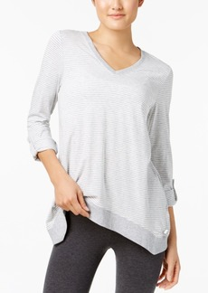 Calvin Klein Performance Striped Top